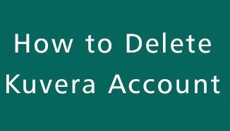 Delete-Kuvera-Account