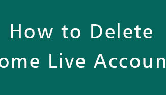 Delete-Yome-Live-Account